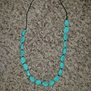 Other - Brand New Turquoise Teething Necklace